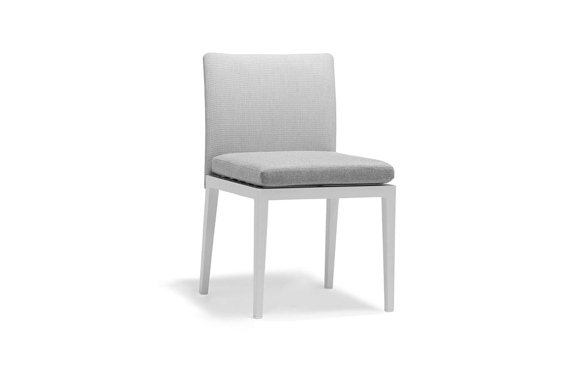 170108 Welcome dining chair without armrest