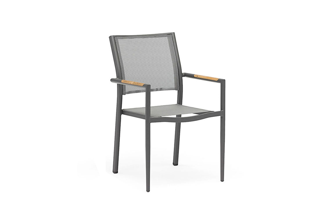 180102 Polo ant dining chair anthracite