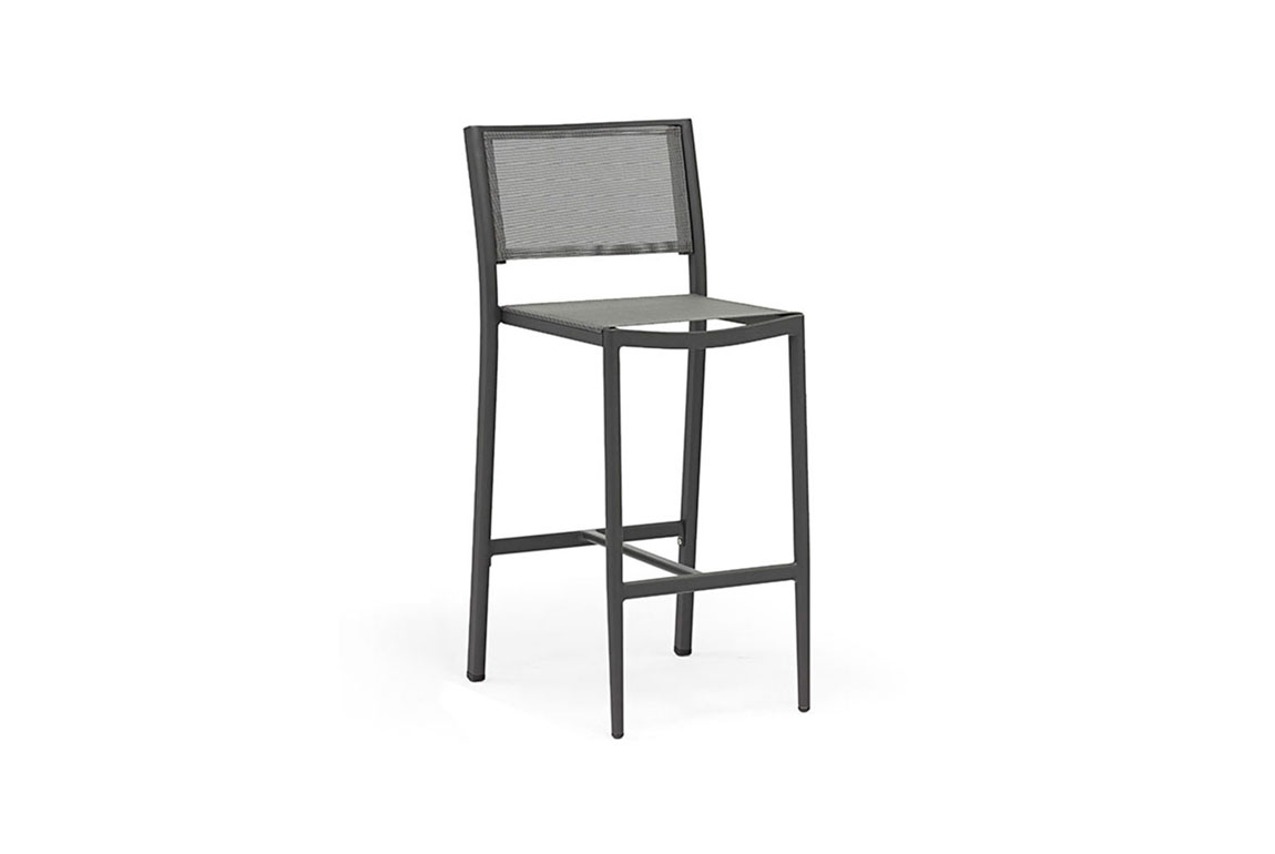 180112 Polo ant bar chair anthracite