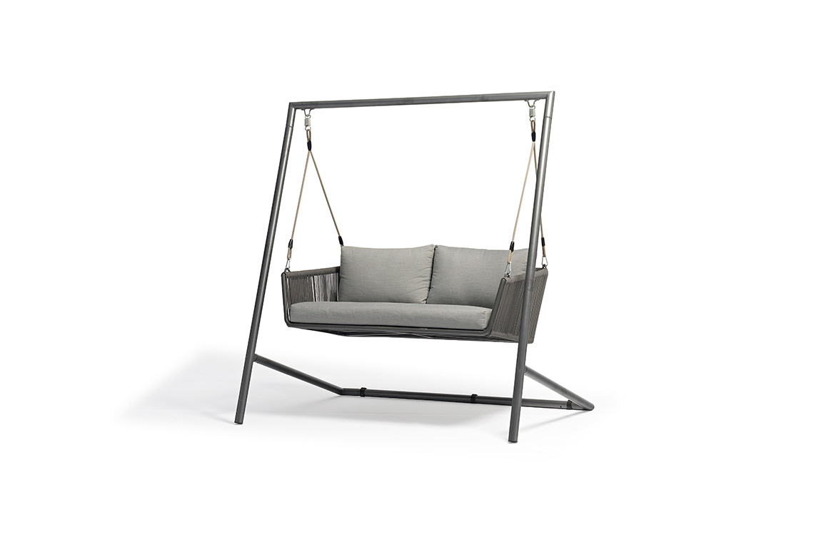 DIVA double hanging chair